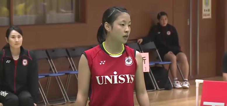 バドミントン2015年香港オープンで準優勝の奥原希望選手の動画で学ぶ