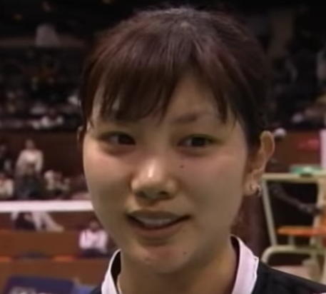 スゴバド バドミントン潮田選手