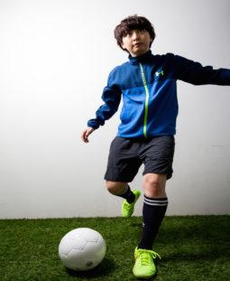 サッカー選手の【ずば抜けた能力】をバドミントンに取り入れる?