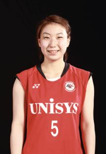 日本ユニシス女子バドミントン部-東野 有紗選手の使っているラケット
