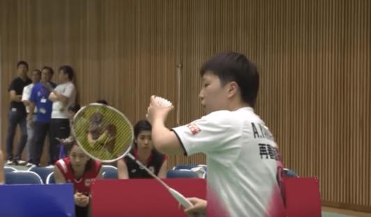 山口茜バドミントン世界ランキング1位←→2位!東京オリンピックは??
