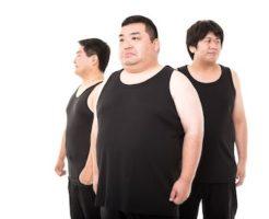 運動量があるバドミントンはしているけど太る